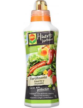 Fertilizante Huerto y Frutales