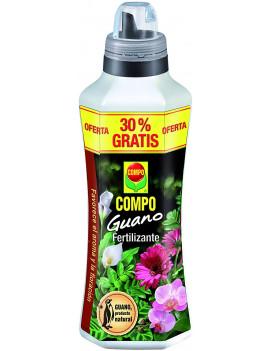 Fertilizante Guano líquido