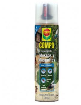 Insecticida Moscas y Mosquitos