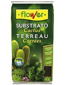 """Substrat Cactus 5L """"Flower"""""""