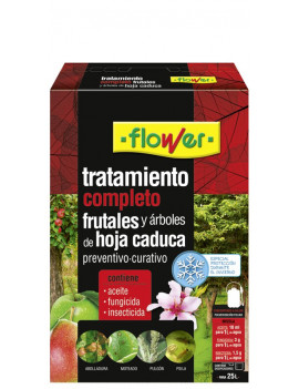 Tratamiento completo flower...