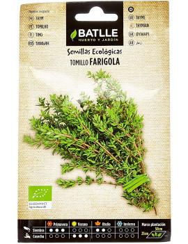 Llavors de Farigola (Ecològic)