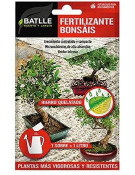 Fertilizante Bonsáis