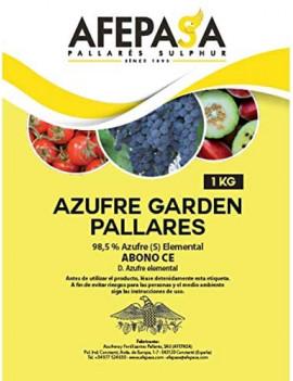 Azufre Garden Pallares