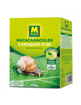 Matacaracoles Caraquim 3 GB