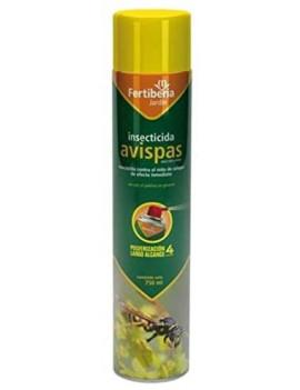 Insecticida anti avispas...