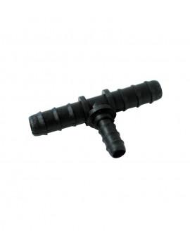 Té reducida 16-12-16mm (4...