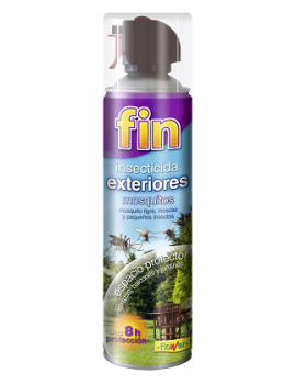 Insecticida fi mosquits