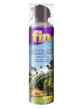 Insecticida fin mosquitos