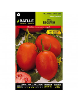 Semilla de Tomate Rio Grande