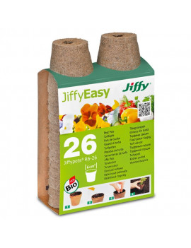 Macetas Jiffy Easy