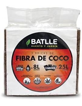 Block De Fibra De Coco