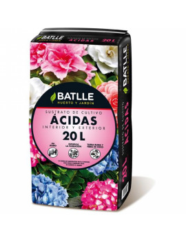 Sustrato plantas ácidas 20L